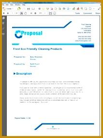 5 Product Sales Proposal Sample | Fabtemplatez regarding Unique Sales Business Proposal Template