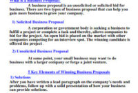 50+ Sample Business Proposal Templates In Pdf | Ms Word regarding Quality Business Partnership Proposal Template