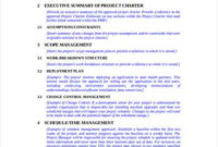 52+ Project Proposal Examples In Pdf   Ms Word   Pages in New Simple Business Proposal Template Word