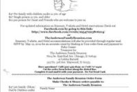 586 Best Invitations Images | Invitations, Reunion in Class Reunion Agenda Template