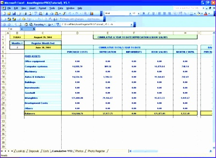 6 Accounting Template Excel - Excel Templates - Excel inside Fresh Small Business Accounting Spreadsheet Template Free