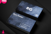 6 Best Salesmans Business Card | Freedownloadpsd pertaining to Best Photoshop Business Card Template With Bleed