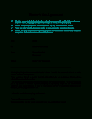 6 Printable How To Write A Contract Agreement For Payment regarding Business Broker Agreement Template