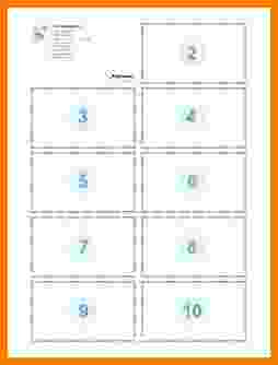 7+ Blank Business Card Template Microsoft Word | Card with regard to Blank Business Card Template Download