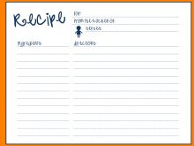 73 Adding Editable Recipe Card Template For Word Templates for Free Editable Printable Business Card Templates