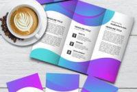 75 Best Brochure Google Docs-Slides Images In 2020 within Presentation Handout Template