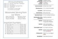 8 Best Sacrament Meeting Programs Images | Sacrament intended for Church Business Meeting Agenda Template