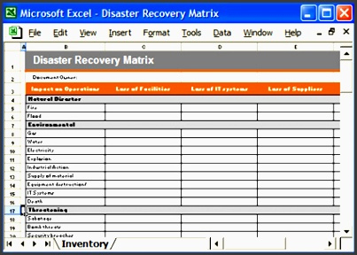 8 Business Continuity Plan Checklist Template with regard to Business Continuity Management Policy Template