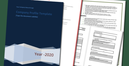 8 Plus Reading Log Templates To Keep Your Reading Logs with regard to Best Business Profile Template Free Download