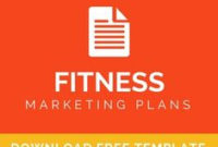 83 Best Fitness Marketing Ideas Images In 2020 | Marketing with Quality Business Plan Template For A Gym