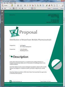 9 Best Sample Product Sales Proposals Images On Pinterest regarding Unique Business Sale Proposal Template