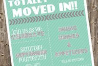 94 Best We'Ve Moved Images | New Home Cards, Cards pertaining to Business Open House Invitation Templates Free