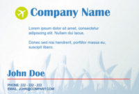 A Business Card Is An Integral Part Of Any Good Marketing Inside Unique Business Card Size Template Psd