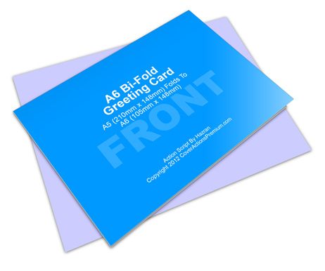 A6 Greeting Card Mockup | Cover Actions Premium | Mockup regarding Quality Photoshop Cs6 Business Card Template