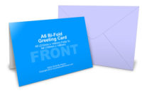 A6 Greeting Card Mockup | Cover Actions Premium | Mockup with regard to Quality Photoshop Cs6 Business Card Template
