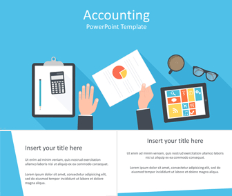 Accounting Powerpoint Template - Templateswise pertaining to Unique Music Business Plan Template Free Download