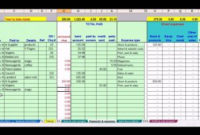 Accounting Sheets For Small Business – Spreadsheets pertaining to Accounting Spreadsheet Templates For Small Business