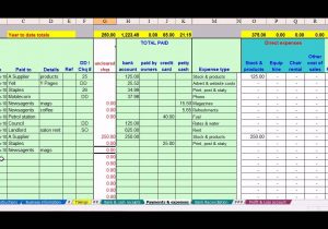 Accounting Sheets For Small Business - Spreadsheets pertaining to Accounting Spreadsheet Templates For Small Business