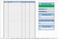 Accounting Spreadsheet For Small Businesses | Ebay within Bookkeeping For A Small Business Template