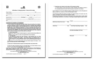 Addendum To Listing Agreement | Rtv Inc regarding Fresh Real Estate Agent Business Plan Template Free