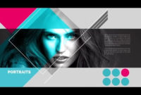 After Effects Awesome Photo Slideshow Business Card within Free Business Card Templates For Photographers