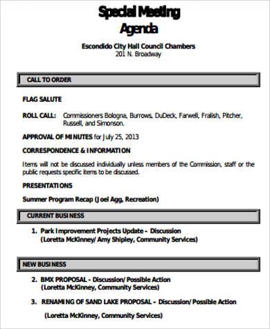 Agenda Format Word 2013 - Template Agenda Minutes For regarding Free Meeting Agenda Template Microsoft Word