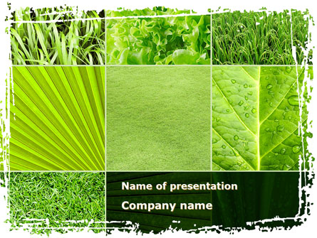 Agronomy And Agriculture - Free Presentation Template For within Agriculture Business Plan Template Free