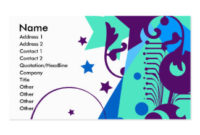 Ai Business Cards & Templates | Zazzle intended for Email Business Card Templates