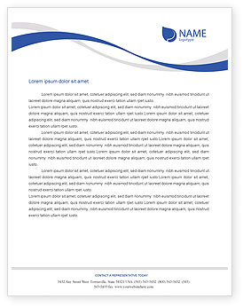 Airplane Letterhead Template, Layout For Microsoft Word with regard to New Business Card Template For Word 2007