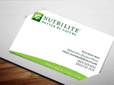 Amway Business Cards On Behance inside Google Search Business Card Template