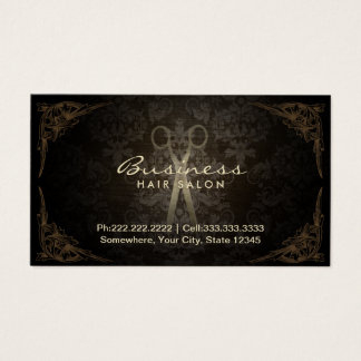 Appointment Business Cards & Templates | Zazzle inside Hair Salon Business Card Template