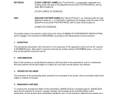 Articles Of Incorporation Not For Profit Organization For Non Profit Business Plan Template Free Download