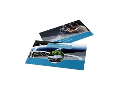 Auto Detailing Business Card Templates | Mycreativeshop in New Automotive Business Card Templates
