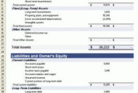 Balance Sheet Template For Small Business – Welcome To Be with regard to Unique Basic Business Website Template