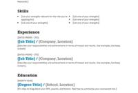 Balanced Resume (Modern Design) - Office Templates regarding Off Site Meeting Agenda Template