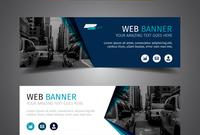 Banner Template Free Vector Art – (118,322 Free Downloads) regarding Small Business Website Templates Free