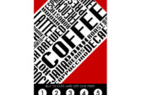 Barista Business Cards & Templates   Zazzle for Coffee Business Card Template Free