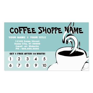 Barista Business Cards & Templates   Zazzle with Unique Coffee Business Card Template Free