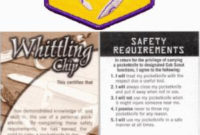 Bear Claws - Bears in Cub Scout Den Meeting Agenda Template