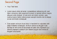 Beer Theme Powerpoint Template, Backgrounds | 11422 pertaining to Brewery Business Plan Template Free