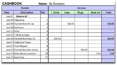 Best Business Bookkeeping Software Choices for Bookkeeping For Small Business Templates