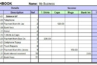 Best Business Bookkeeping Software Choices with regard to Template For Small Business Bookkeeping