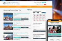 Best Directory Themes – Brilliant Directories within WordPress Business Directory Template