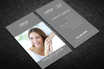 Better Homes And Gardens Business Card Templates | Free inside New Real Estate Agent Business Plan Template