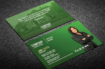 Better Homes And Gardens Business Card Templates   Free pertaining to Best Real Estate Agent Business Card Template