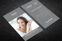 Better Homes And Gardens Business Card Templates | Free with regard to New Free Real Estate Agent Business Plan Template