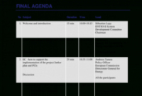 Board Meeting Agenda Template Non Profit within Booster Club Meeting Agenda Vorlage