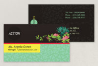 Bright Environmental Non-Profit Business Card Template   Inkd pertaining to Unique Business Card Template Pages Mac