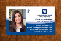 Business Card intended for New Coldwell Banker Business Card Template
