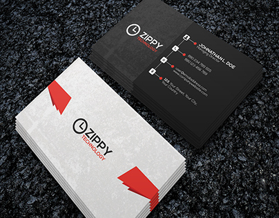 Business Card Psd Template On Behance inside Photoshop Business Card Template With Bleed